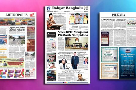 Rakyat Bengkulu 11 Oktober 2020