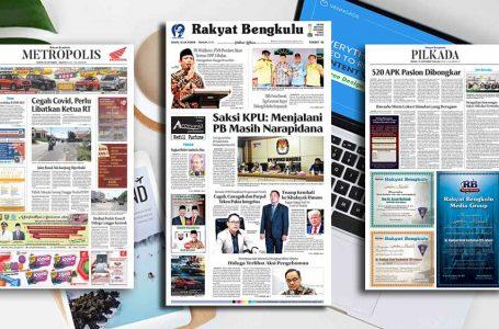 Rakyat Bengkulu 12 Oktober 2020