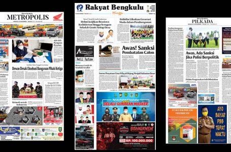 Rakyat Bengkulu 15 November 2020