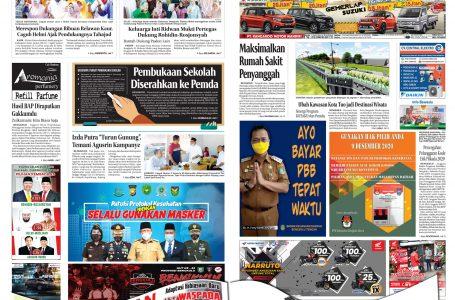 Rakyat Bengkulu 21 November 2020