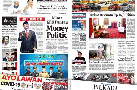 Rakyat Bengkulu 26 November 2020