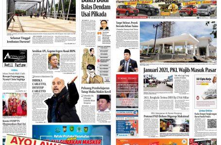 Rakyat Bengkulu 28 Desember 2020