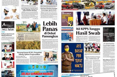 Rakyat Bengkulu 4 Desember 2020
