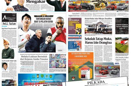 Rakyat Bengkulu 6 Desember 2020