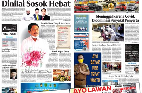 Rakyat Bengkulu 7 Desember 2020