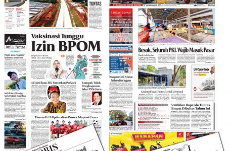 Rakyat Bengkulu 4 Januari 2021
