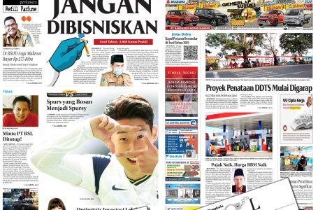 Rakyat Bengkulu 2 Januari 2021