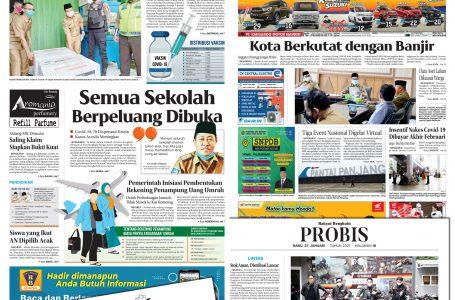 Rakyat Bengkulu 27 Januari 2021