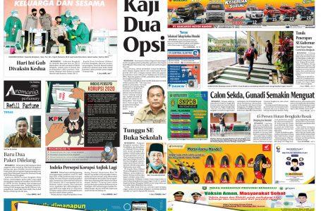 Rakyat Bengkulu 29 Januari 2021