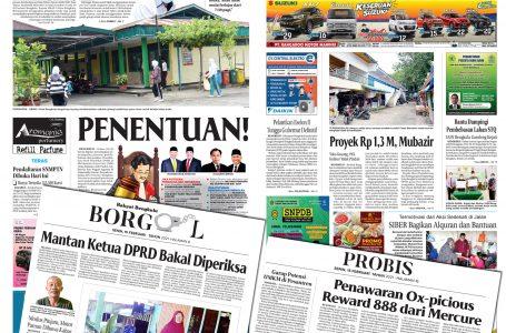 Rakyat Bengkulu 15 Februari 2021