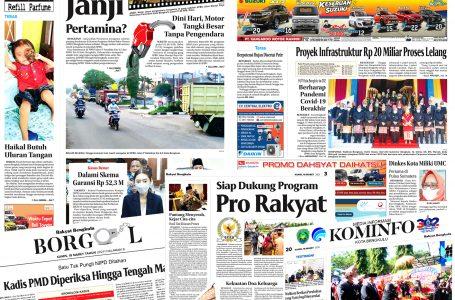 Rakyat Bengkulu 18 Maret 2021
