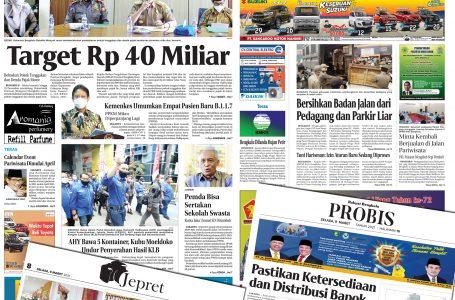 Rakyat Bengkulu 9 Maret 2021
