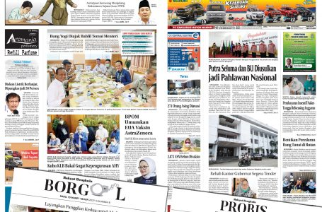 Rakyat Bengkulu 10 Maret 2021