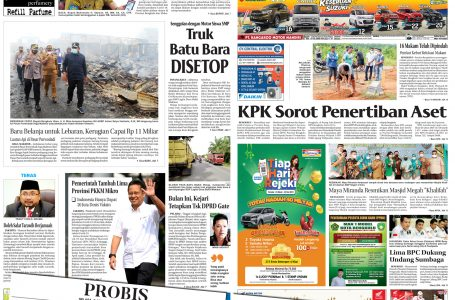 Rakyat Bengkulu 6 April 2021