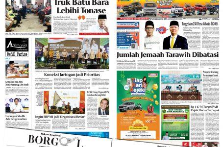Rakyat Bengkulu 9 April 2021