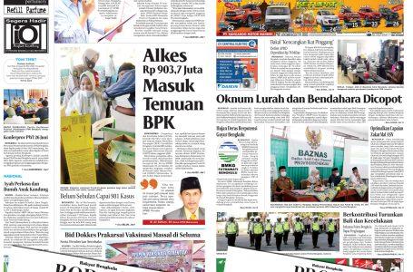 Rakyat Bengkulu 25 Mei 2021
