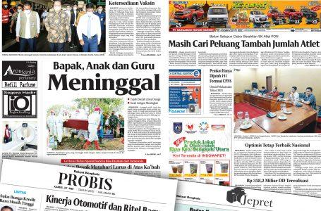 Rakyat Bengkulu 27 Mei 2021