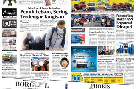 Rakyat Bengkulu 11 Juni 2021