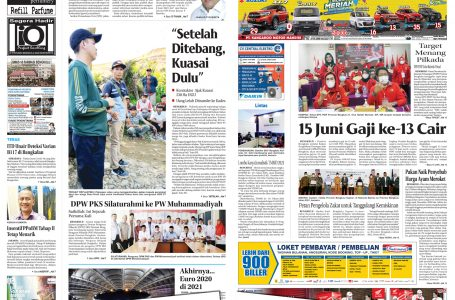 Rakyat Bengkulu 9 Juni 2021