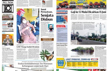 Rakyat Bengkulu 6 Juni 2021