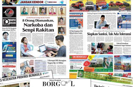 Rakyat Bengkulu 10 September 2021