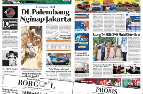 Rakyat Bengkulu 24 September 2021