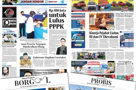 Rakyat Bengkulu 28 September 2021