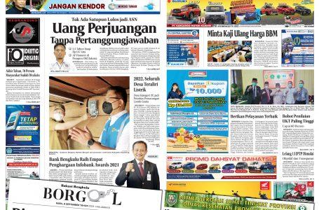 Rakyat Bengkulu 8 September 2021