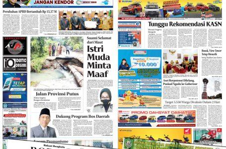 Rakyat Bengkulu 7 September 2021