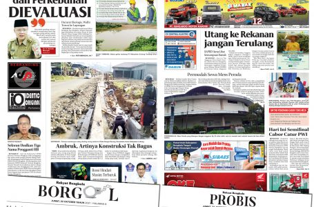 Rakyat Bengkulu 22 Oktober 2021